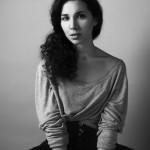 SOFIIA MANOUSHA - Le Noir (Te) Vous Va Si Bien