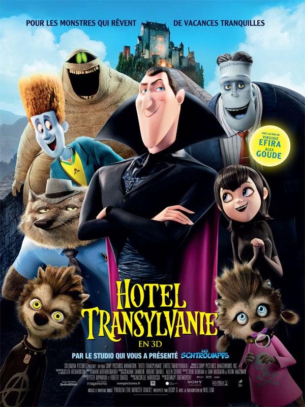 Hôtel-Transylvanie