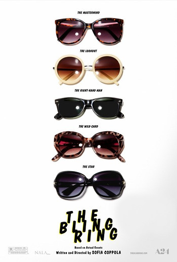 The Bling Ring -affiche