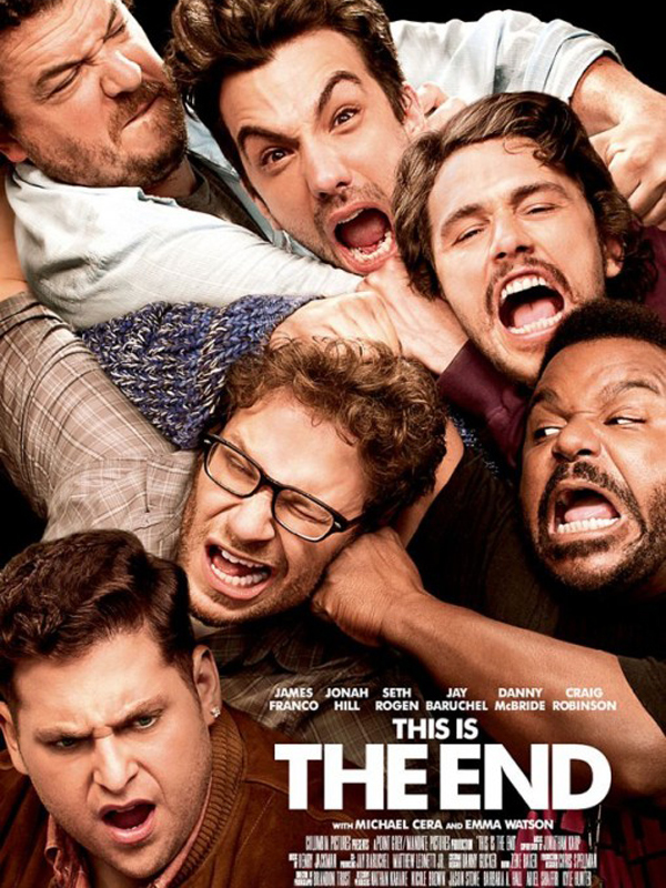This is the End-affiche
