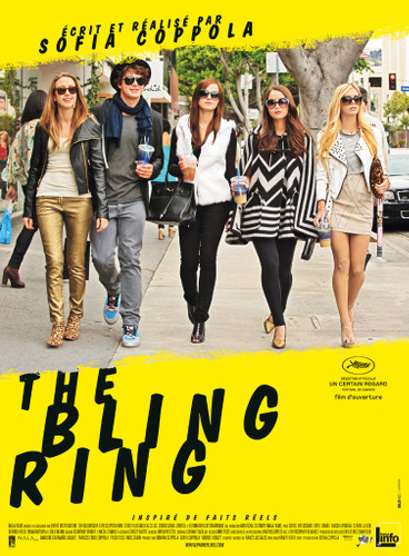 a review of the bling ring a suspenseful film The bling ring review: emma watson shines but the rest of her gang are criminally bad  there's no suspense as to whether or not they are arrested and brought to trial, as most of the.