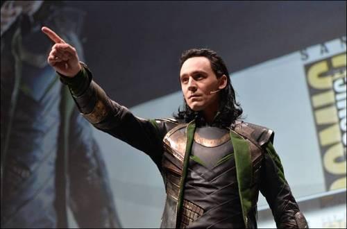 Comic Con 2013-Loki