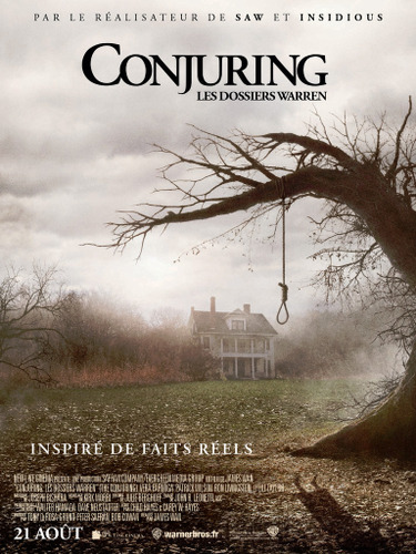 Conjuring - Les dossiers Warren
