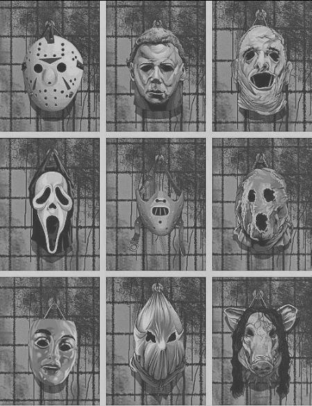 Le mur des horreurs