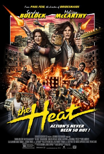 The Heat-Les flingueuses