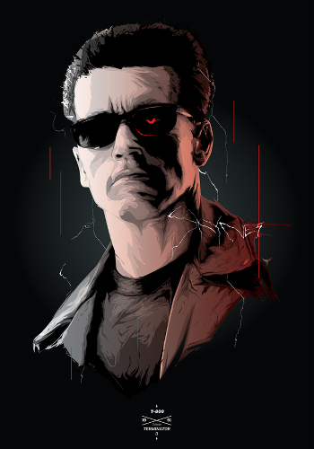 Tomasz Majewski - Terminator