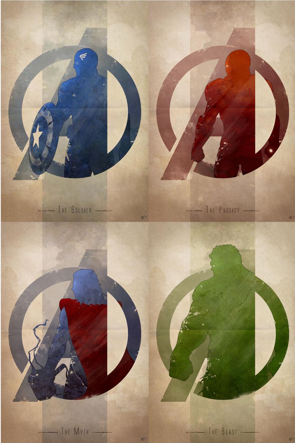 Anthony Genuardi-Avengers