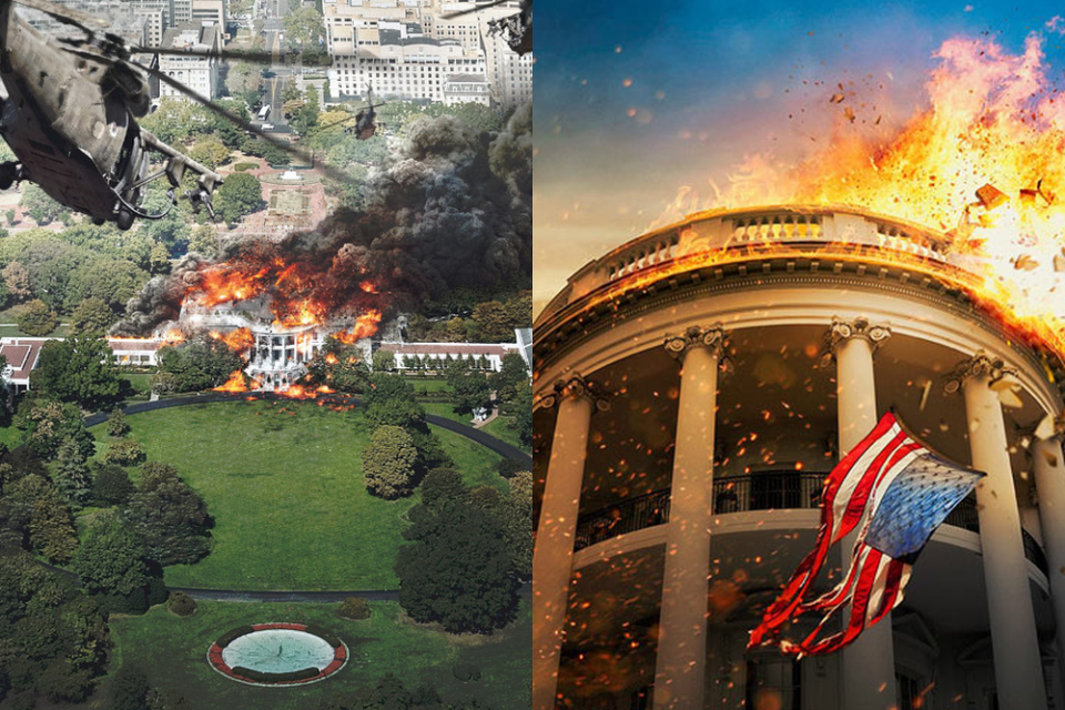 White House Down-Olympus Has Fallen