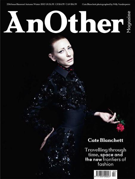 Cate Blanchett-AnOther Magazine
