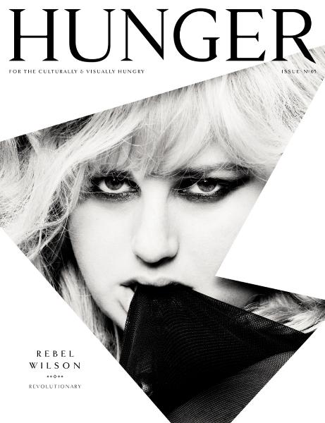 Rebel Wilson-Hunger