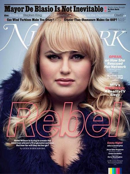 Rebel Wilson-New York Magazine