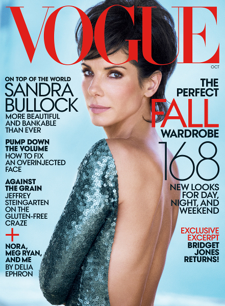 Sandra Bullock-Vogue-Gravity3