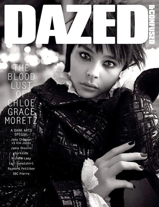 Chloe Moretz-Dazed ans confused