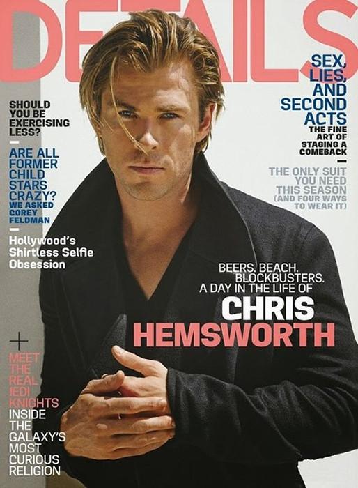 Chris Hemsworth-Details