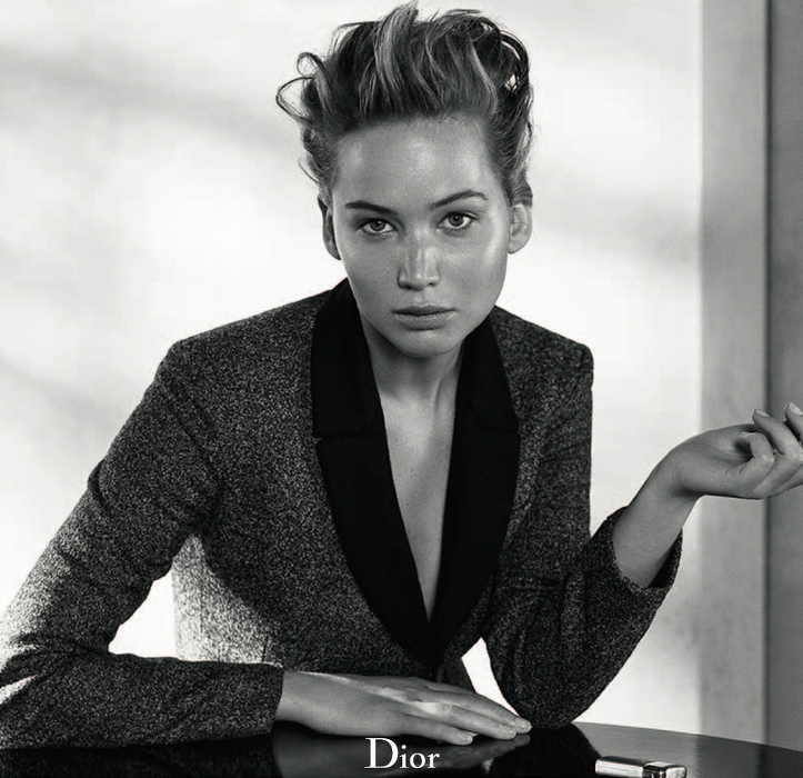 Jennifer Lawrence-Dior