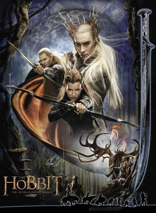 Le Hobbit-La Désolation de Smaug-The One Ring