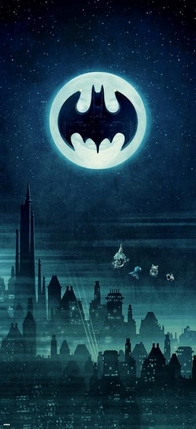 Matt Ferguson-Batman-He Stole My Ballons