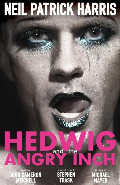 Neil Patrick Harris-Hedwig