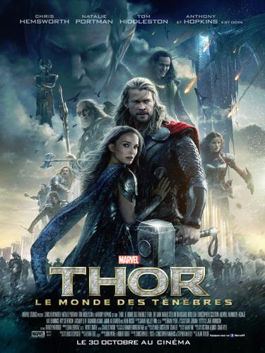 Thor-Le monde des ténèbres
