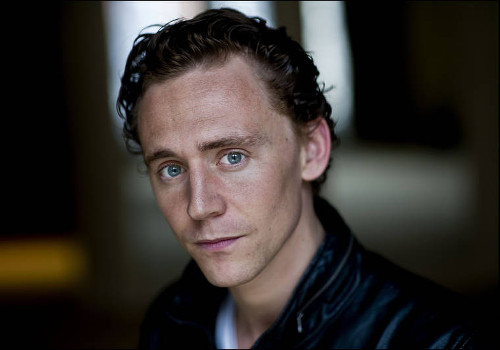 Copyright Sarah Lee - Actor Tom Hiddleston.
