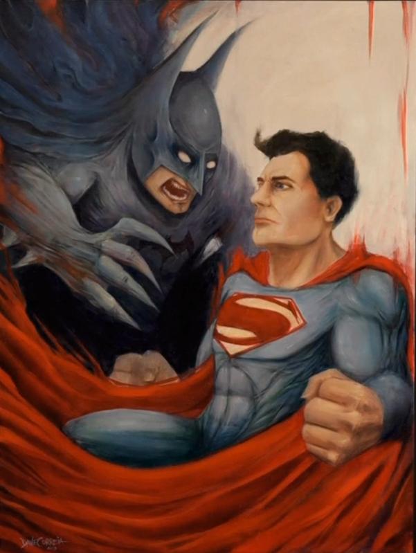 Batman vs. Superman-David Correia