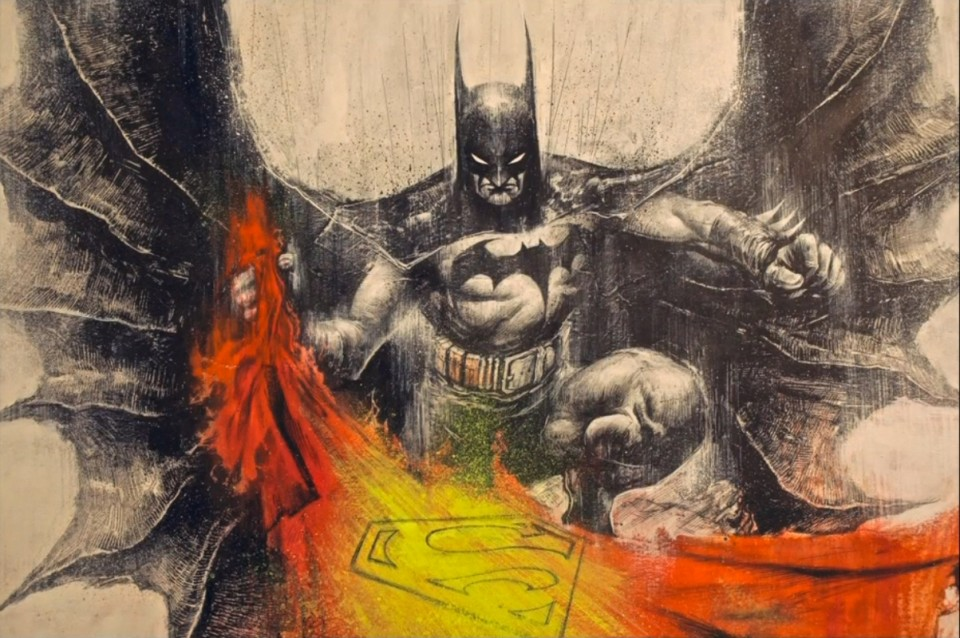Batman vs. Superman-Jonathan Wayshak