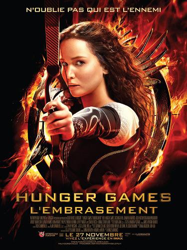 Hunger Games-L'embrasement