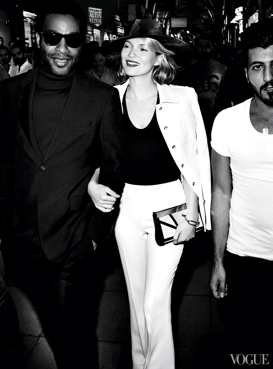 Kate Moss-Chiwetel Ejiofor-Vogue4