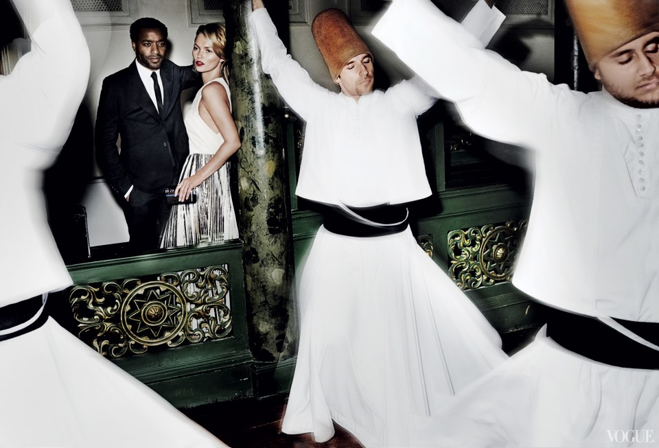 Kate Moss-Chiwetel Ejiofor-Vogue5