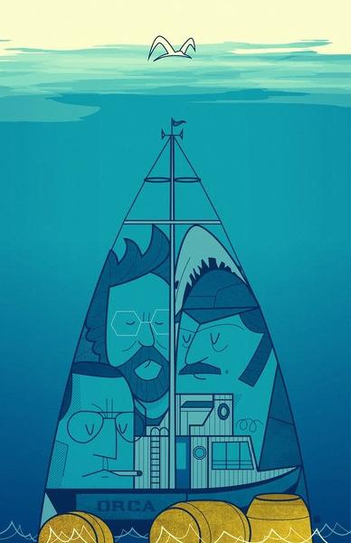 Les dents de la mer-Ale Giorgini