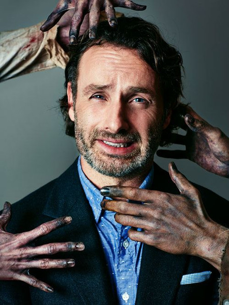 The Walking Dead-Andrew Lincoln-Atlanta Magazine