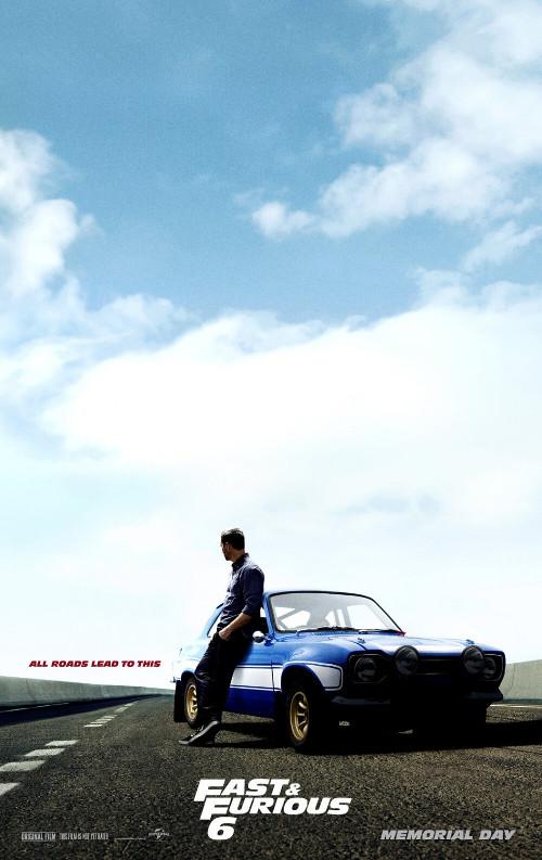 Fast & Furious6