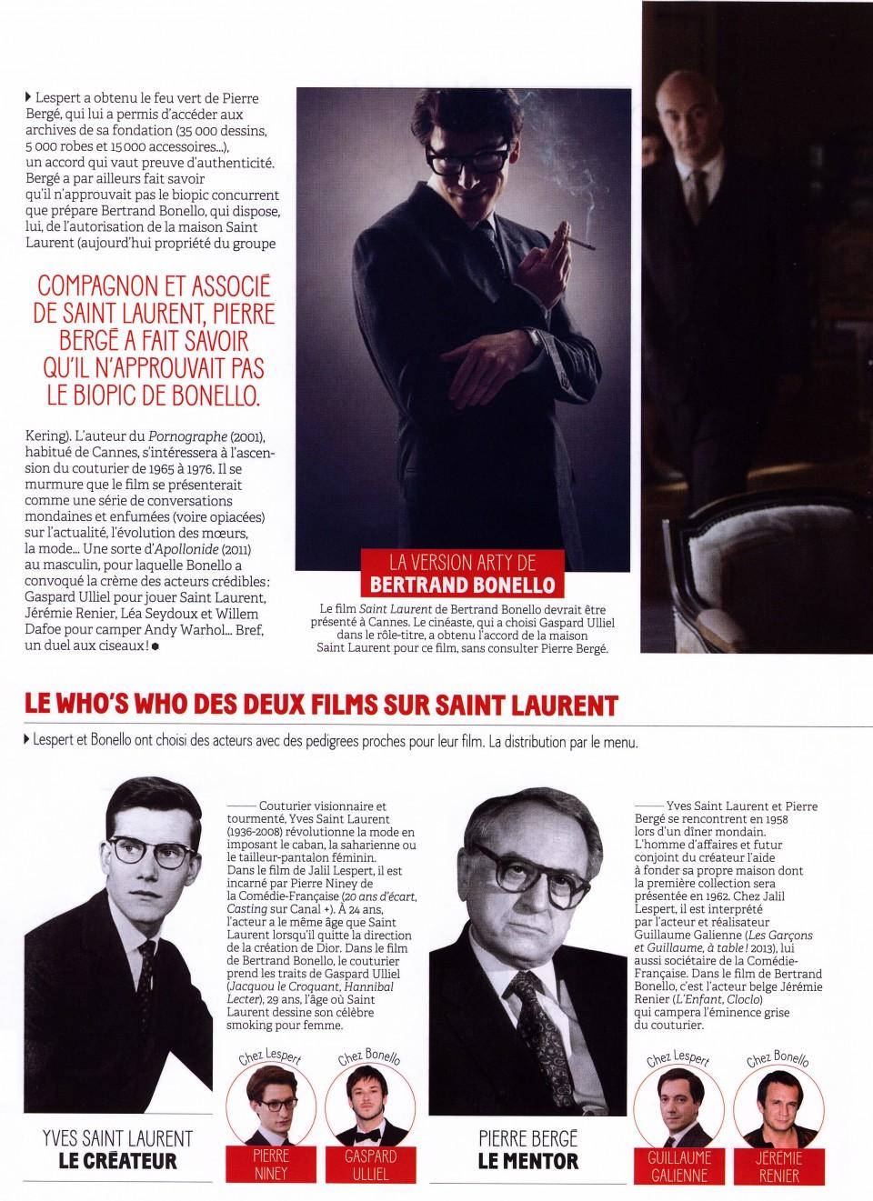 Saint Laurent - Deux fois vivant 2