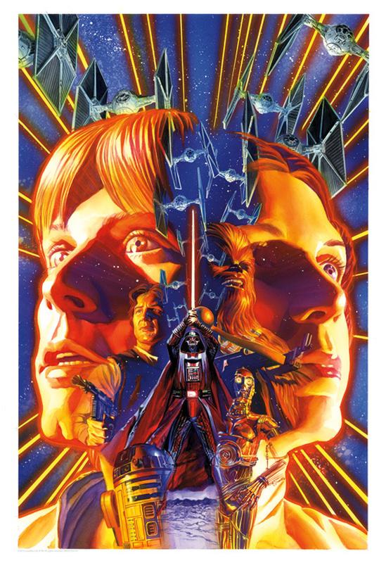 Alex Ross-Star Wars