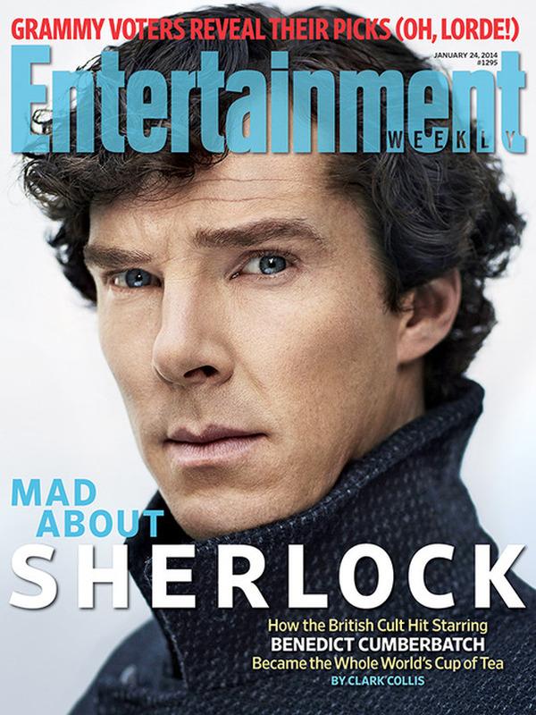 Benedict Cumberbatch-Entertainment Weekly