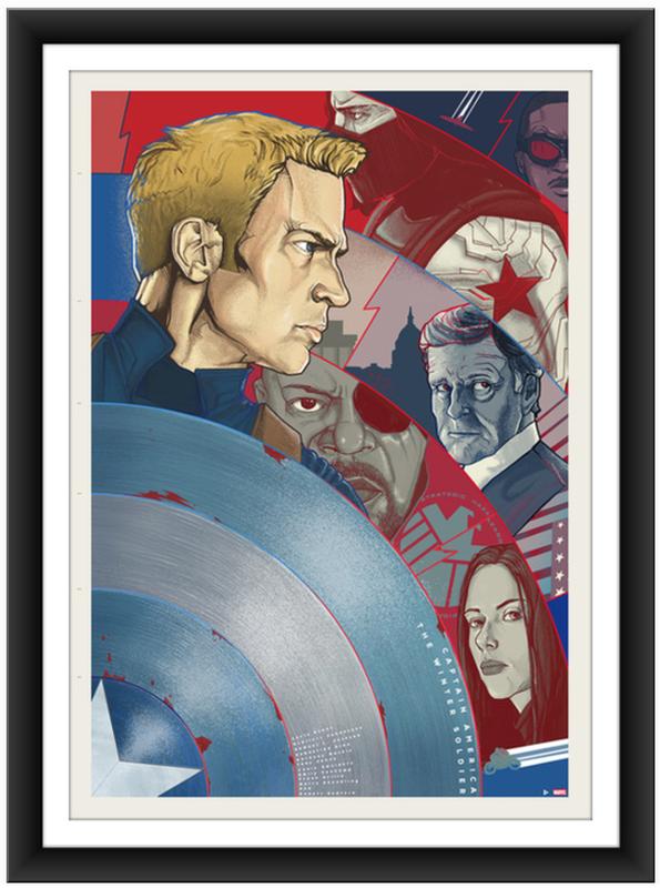 Captain America-Berkay Daglar