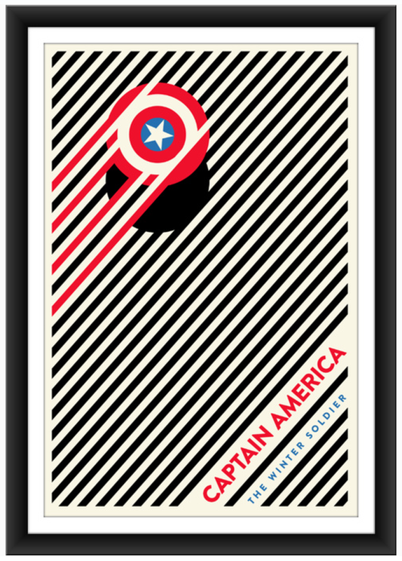 Captain America-Salvador Anguiano