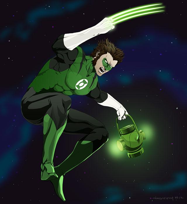Doubleleaf-Wolverine-Green Lantern