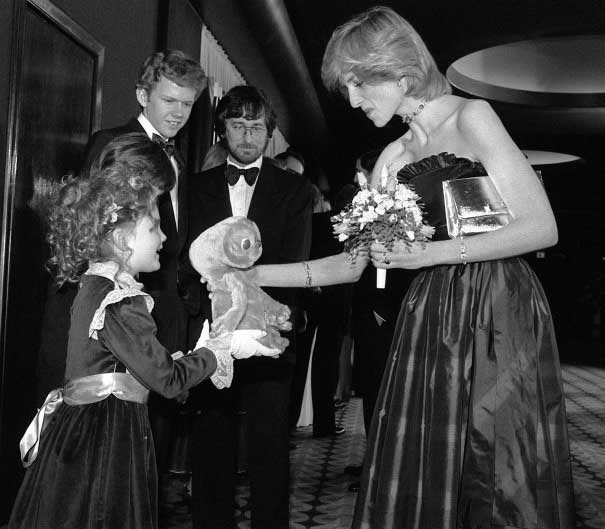 Drew Barrymore-Princesse Diana