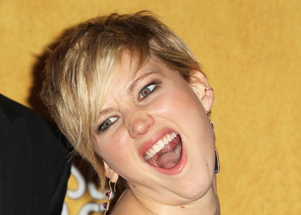 Jennifer Lawrence-SAG Awards