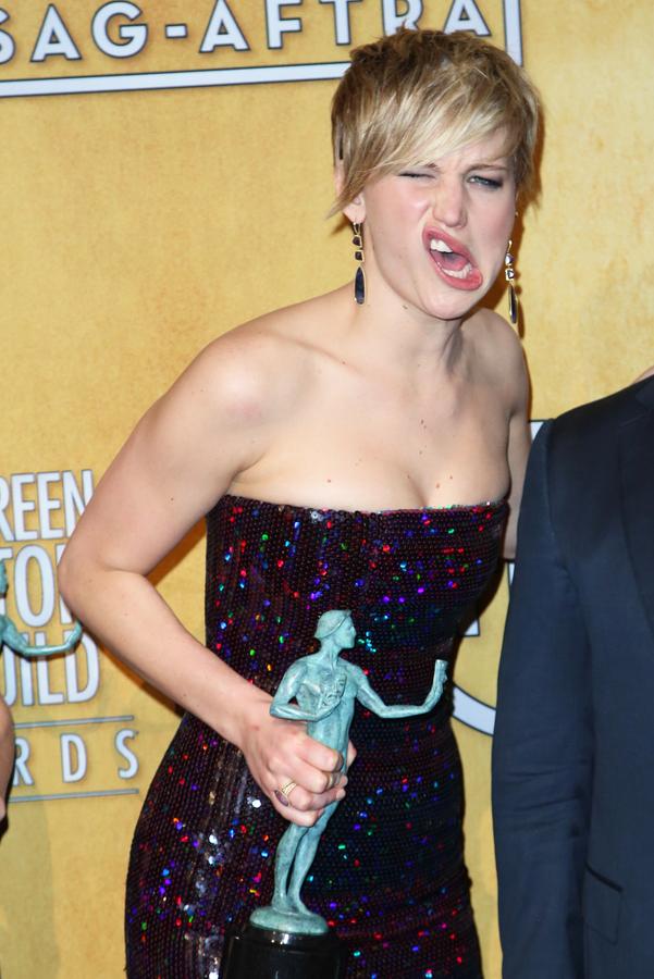 Jennifer Lawrence-SAG Awards2