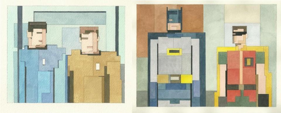 Adam Lister-Star Trek-Batman&Robin