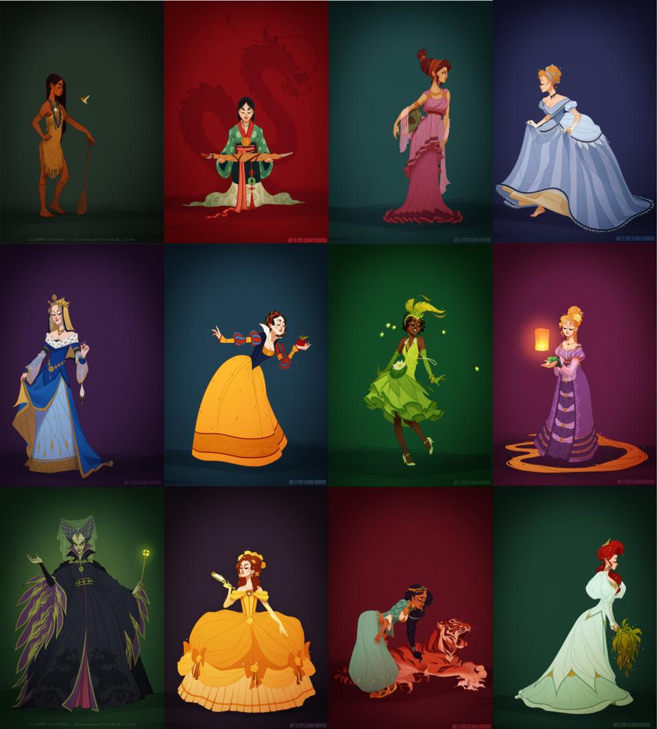 Claire Hummel-Disney