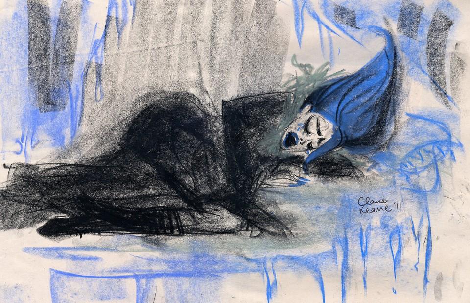 Claire Keane-La Reine des neiges12