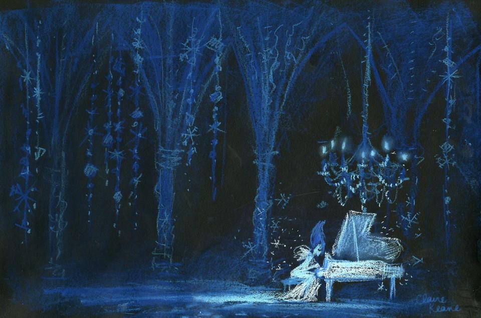 Claire Keane-La Reine des neiges7