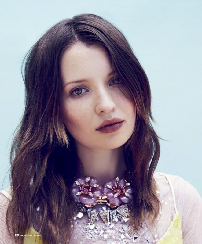 Emily Browning-In Style