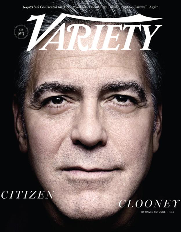 George Clooney-Variety