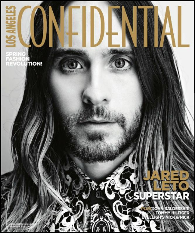 Jared Leto-Los Angeles Confidential