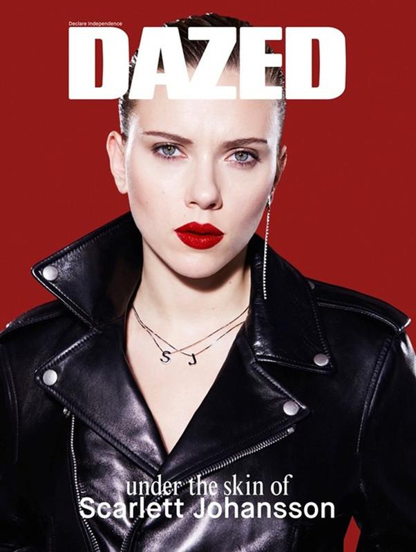 Scarlett Johansson-Dazed & Confused