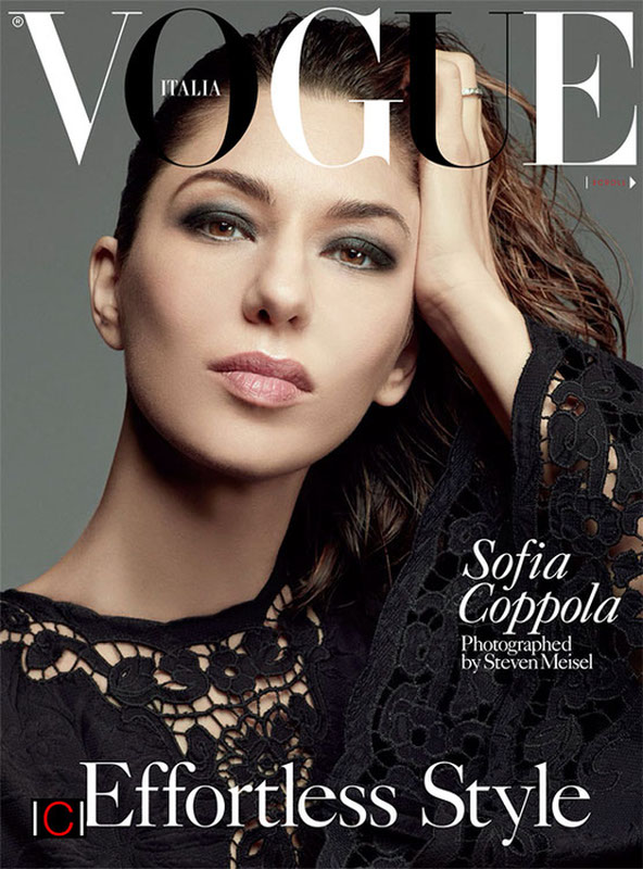 Sofia Coppola-Vogue Italie